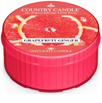 Country Candle Grapefruit Ginger čajová svíčka 42 g