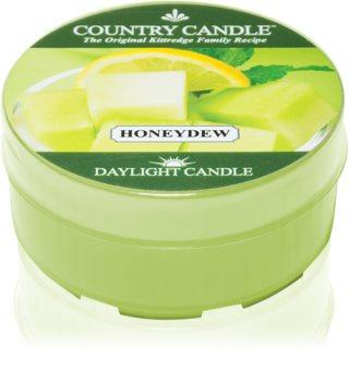 Country Candle Honey Dew čajová svíčka 42 g