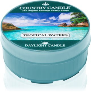 Country Candle Tropical Waters Tealight Candle 42 g