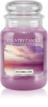 Country Candle Daydreams bougie parfumée