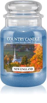 Country Candle New England dišeča sveča  652 g
