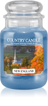 Country Candle New England vonná svíčka 652 g