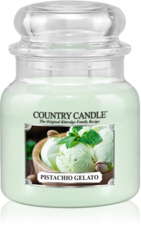 Country Candle Pistachio Gelato Scented Candle 453 g
