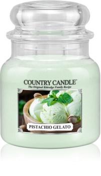 Country Candle Pistachio Gelato vonná svíčka 453 g