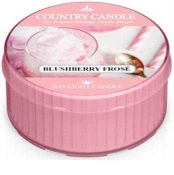 Country Candle Blushberry Frosé čajová svíčka 42 g