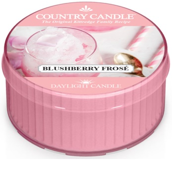 Country Candle Blushberry Frosé Tealight Candle 42 g