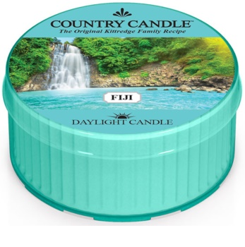 Country Candle Fiji duft-teelicht
