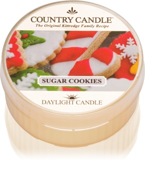 Country Candle Sugar Cookies Tealight Candle 42 g