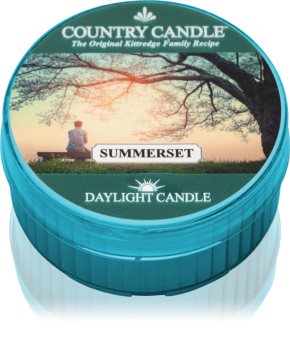 Country Candle Summerset Duft-Teelicht 42 g