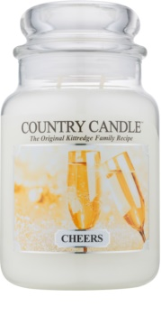 Country Candle Cheers Duftkerze  652 g