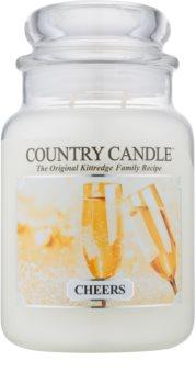 Country Candle Cheers lumânare parfumată  652 g