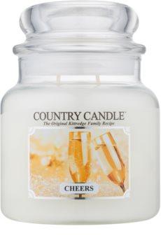 Country Candle Cheers dišeča sveča  453 g