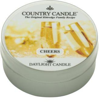 Country Candle Cheers čajna sveča