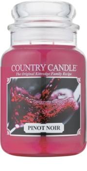 Country Candle Pinot Noir vonná sviečka 652 g