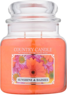 Country Candle Sunshine & Daisies Scented Candle 453 g