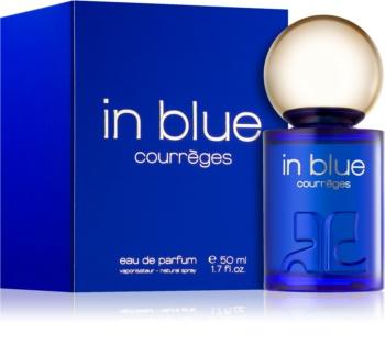Courreges In Blue parfumovaná voda pre ženy 50 ml