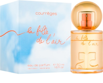 Courreges La Fille de l'Air Eau de Parfum Damen 50 ml