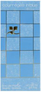 Courreges In Blue Parfumovaná voda pre ženy 100 ml