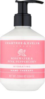 Crabtree & Evelyn Rosewater Diepe Hydraterende Crème  voor de Handen