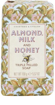 Crabtree & Evelyn Almond Milk & Honey jabón hidratante