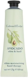Crabtree & Evelyn Avocado Feuchtigkeitscreme für die Hände