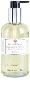 Crabtree & Evelyn Caribbean Island Wild Flowers jabón líquido para manos
