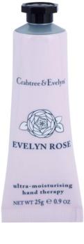 Crabtree & Evelyn Evelyn Rose® intenzivní hydratační krém na ruce