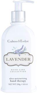 Crabtree & Evelyn Lavender crème nourrissante mains