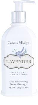 Crabtree & Evelyn Lavender tápláló kézkrém