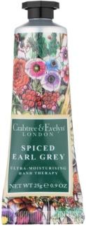 Crabtree & Evelyn Spiced Earl Grey Intensief Hydraterende Crème  voor de Handen