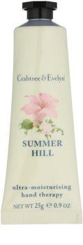 Crabtree & Evelyn Summer Hill® crema hidratante intensiva para manos