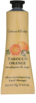 Crabtree & Evelyn Tarocco Orange crema intens hidratanta de maini