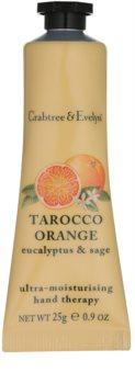 Crabtree & Evelyn Tarocco Orange crème hydratante intense mains