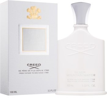 Creed Silver Mountain Water Eau de Parfum Für Herren 100 ml