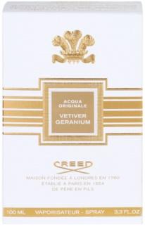 Creed Acqua Originale Vetiver Geranium Eau de Parfum für Herren 100 ml
