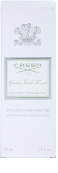 Creed Green Irish Tweed balsam po goleniu dla mężczyzn 75 ml