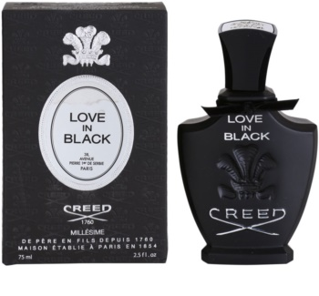 Creed Love in Black Eau de Parfum für Damen 75 ml