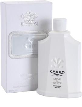 Creed Love in White gel de dus pentru femei 200 ml
