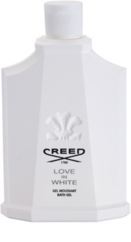 Creed Love in White sprchový gel pro ženy 200 ml