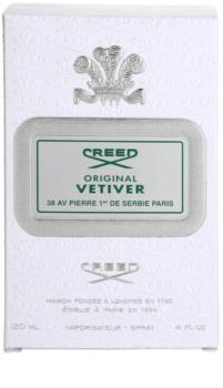 Creed Original Vetiver eau de parfum per uomo 120 ml