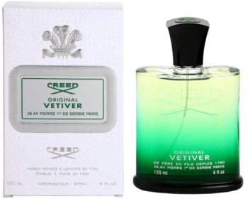 Creed Original Vetiver eau de parfum para hombre 120 ml