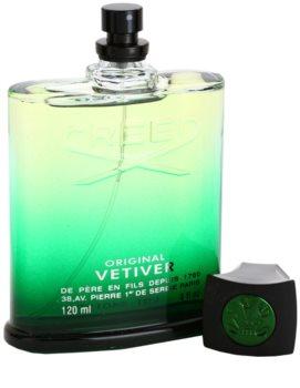 Creed Original Vetiver Eau de Parfum para homens 120 ml