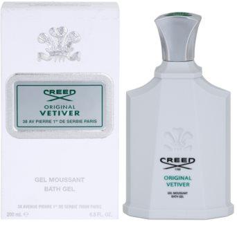 Creed Original Vetiver żel pod prysznic dla mężczyzn 200 ml