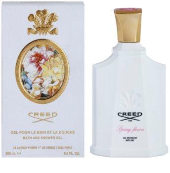 Creed Spring Flower gel de duche para mulheres 200 ml
