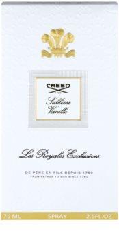 Creed Sublime Vanille parfémovaná voda unisex 75 ml