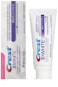 Crest 3D White Brilliance паста за зъби за искрящи бели зъби