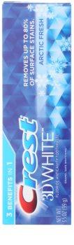 Crest 3D White Arctic Fresh Zahnpasta für strahlend weiße Zähne und frischen Atem