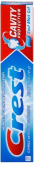 Crest Cavity Protection Cool Mint gel dental