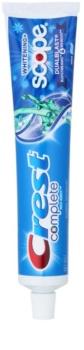 Crest Complete Scope Whitening+ Dualblast bleichende Zahnpasta für frischen Atem
