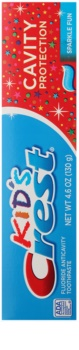 Crest Kid's Cavity Protection Toothpaste for Children With Fluoride